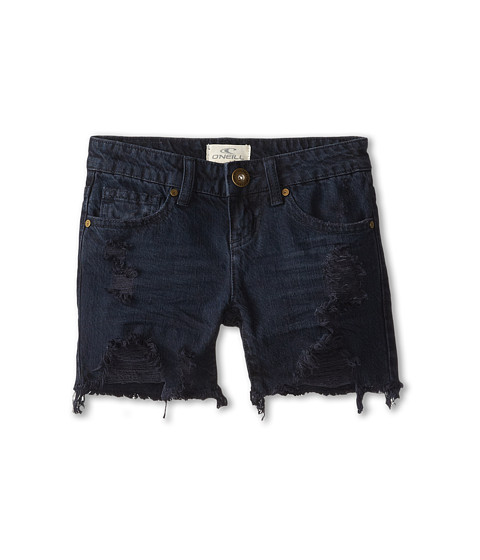 O'Neill Kids - Monkey Bars (Big Kids) (Dark Indigo) Girl's Shorts