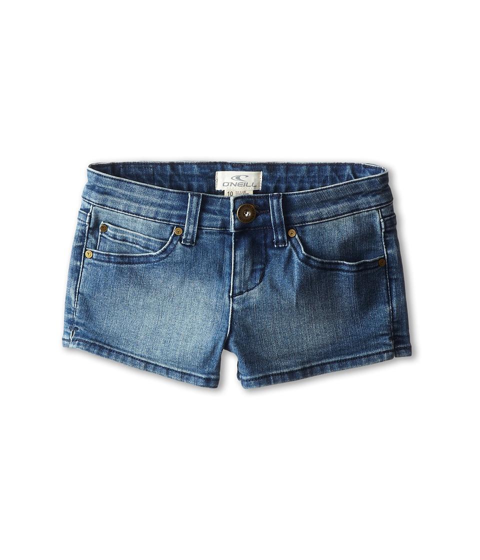 O'Neill Kids - Monique Shorts (Big Kids) (Lagoon) Girl's Shorts