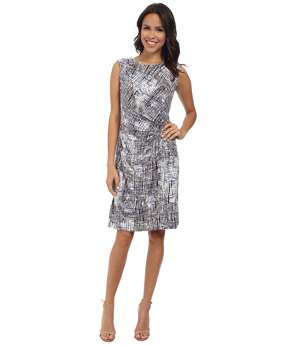 NIC+ZOE - Spring Rain Dress (Multi) Women's Dress