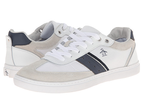 Original Penguin - Frost (White) Men's Shoes