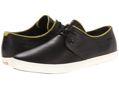 Camper - Motel - 18832 (Black 2) Men's Lace up casual Shoes