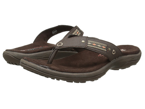 SKECHERS - Reggae Slim - Babylon (Chocolate) Women