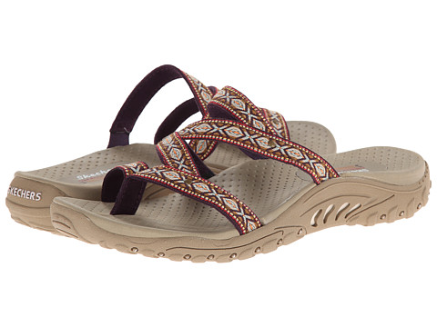 SKECHERS - Reggae - Webbing (Multi) Women