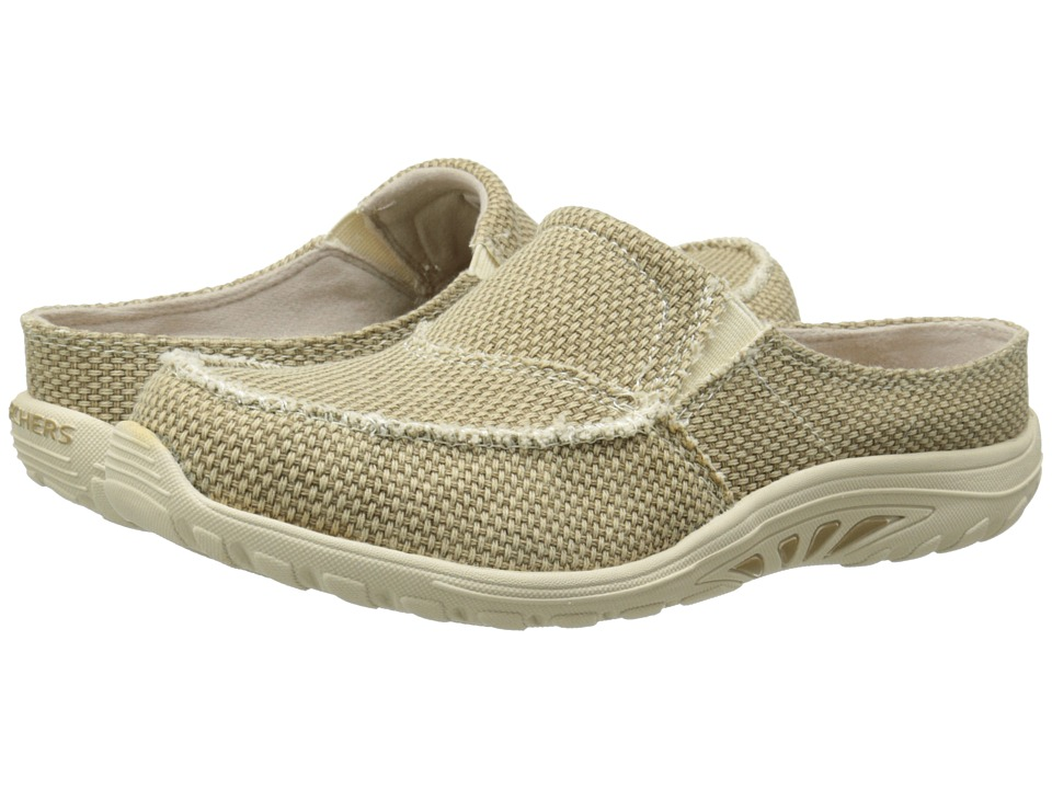 SKECHERS Reggae Fest (Tan) Women