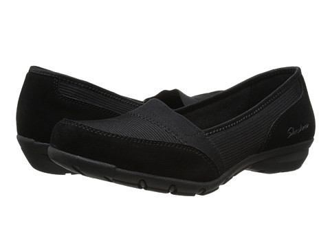 SKECHERS - Career - Meeting (Black) Women's Shoes