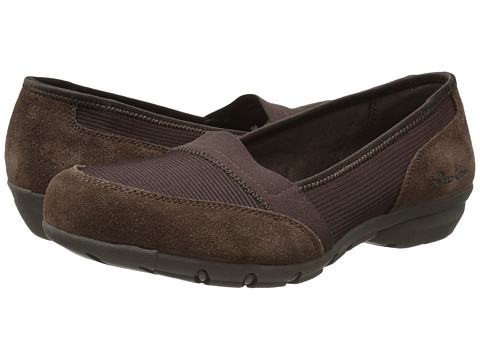SKECHERS - Career - Meeting (Chocolate) Women's Shoes