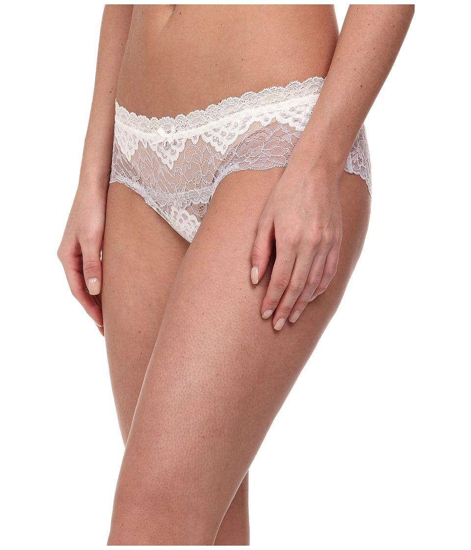 Hanky Panky - Dauphine Hipster (White) Women's Underwear