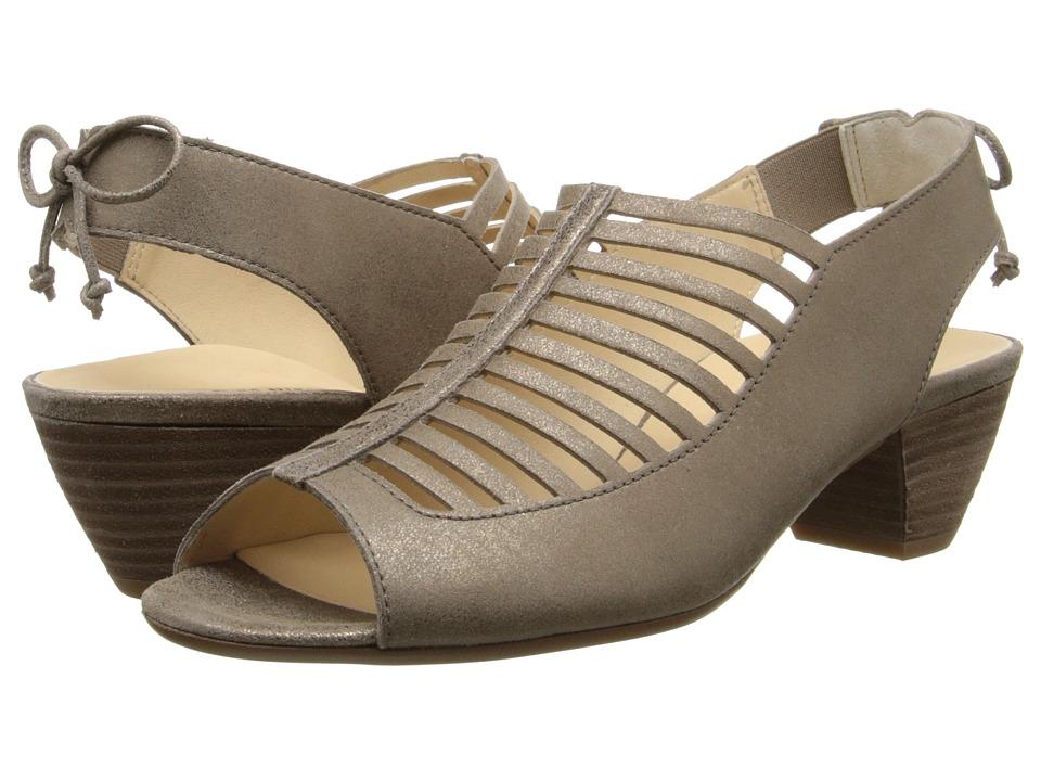 Paul Green Trisha (Earth Metallic) High Heels
