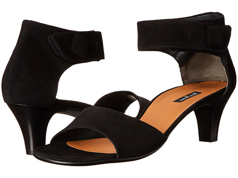 Paul Green - Aurora (Black Suede) Women