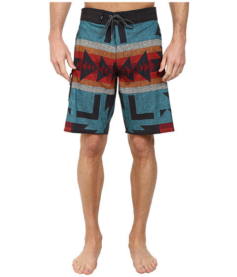 Vans - NF Boardshort (Tile Blue) Men's Swimwear