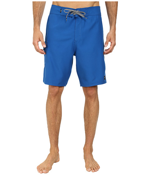 Vans - Classic Solid Boardshort (Classic Blue) Men's Swimwear