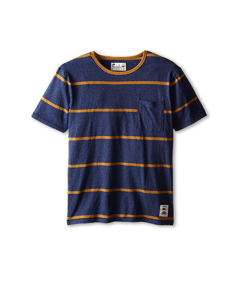Vans Kids - JT Merchant (Big Kids) (Evil Blue) Boy's Clothing