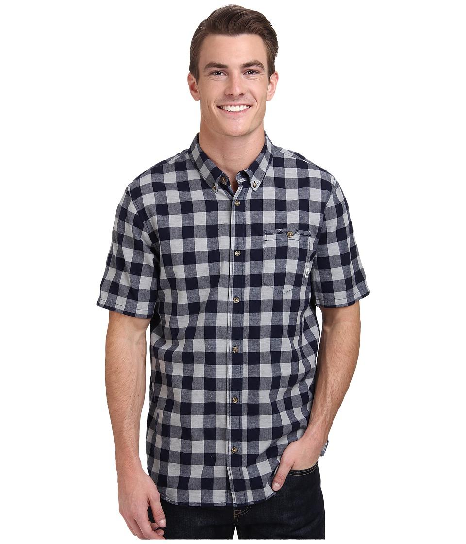 Vans - Milton Wovens (Peacoat) Men's Clothing