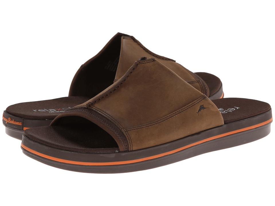 Tommy Bahama Relaxologytm Jareth (Dark Brown) Men