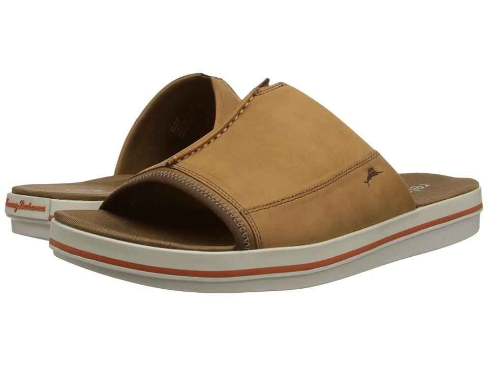 Tommy Bahama - Relaxology Jareth (Toast) Men's Slide Shoes