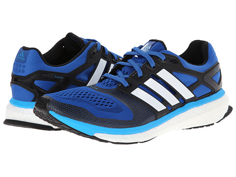 adidas Running - Energy Boost 2.0 ESM (Blue Beauty/Core White/Solar Blue2) Men's Running Shoes