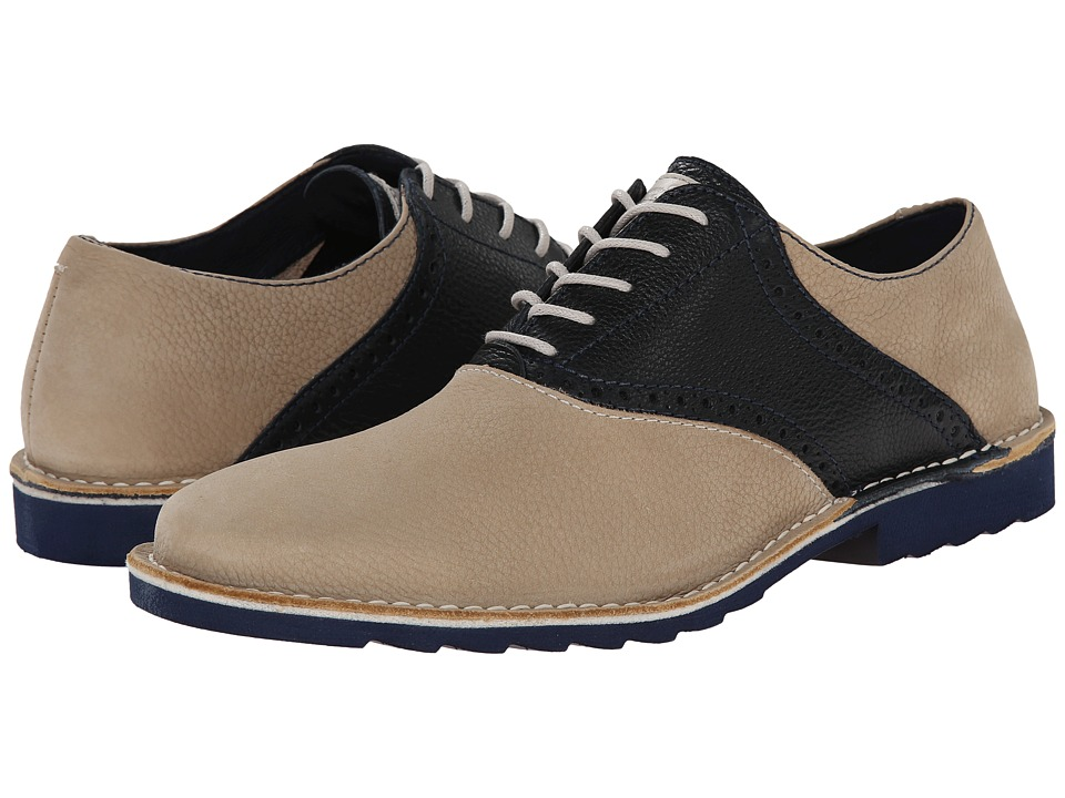 Tommy Bahama - Gaius (Natural) Men's Plain Toe Shoes