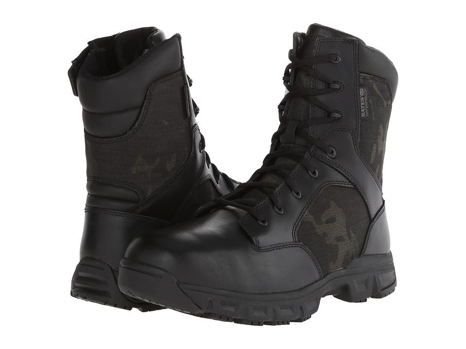 Bates Code 6 Multicam (Black) Men's Work Boots