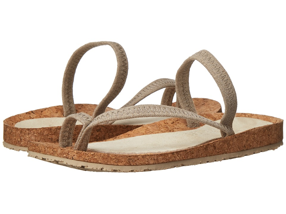 OTZ - Diana (Natural Linen) Women's Sandals
