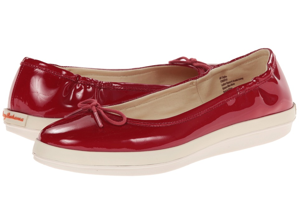 Tommy Bahama Relaxology Caylee (Red) Women