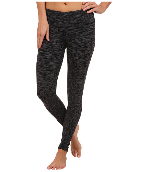 ALO - Airbrushed Legging (Dark Granite Space Dye 1) Women