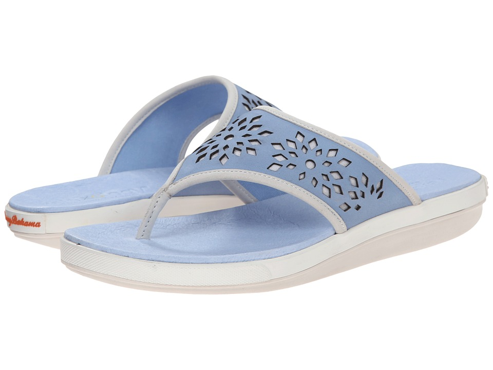 Tommy Bahama - Relaxology Idelle (Bashful Blue) Women's Sandals