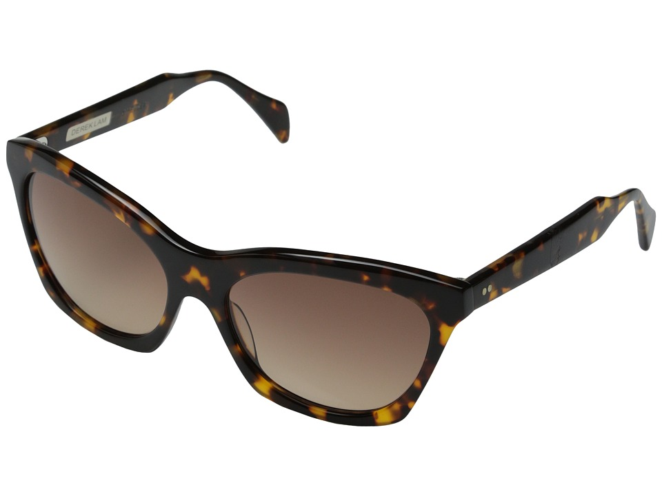 Derek Lam - Chelsea (Tortoise) Fashion Sunglasses