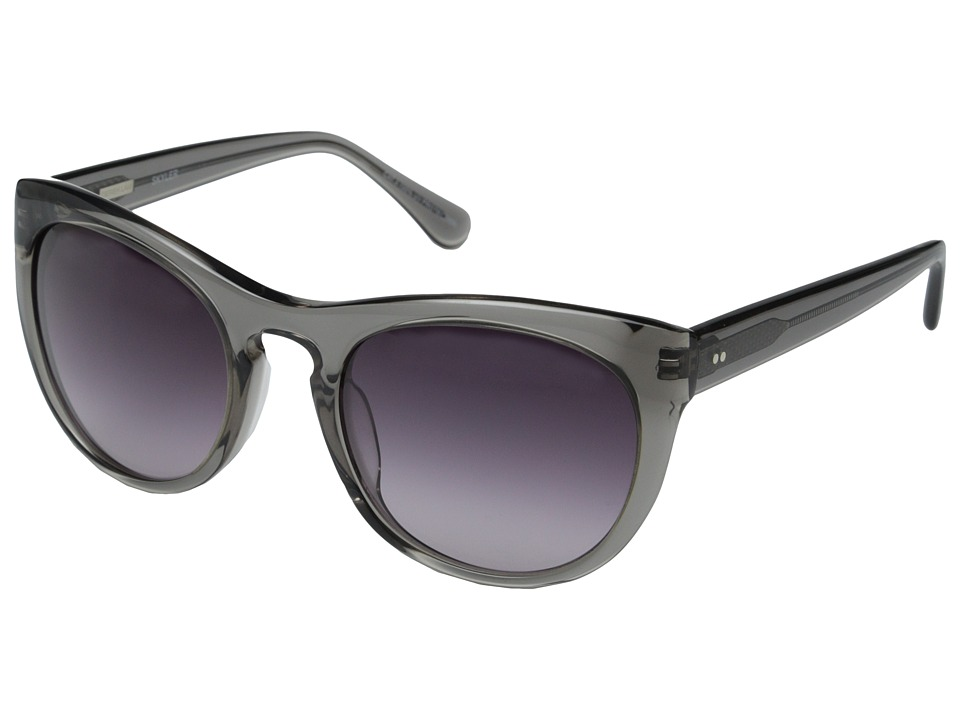 Derek Lam - Skyler (Black) Fashion Sunglasses