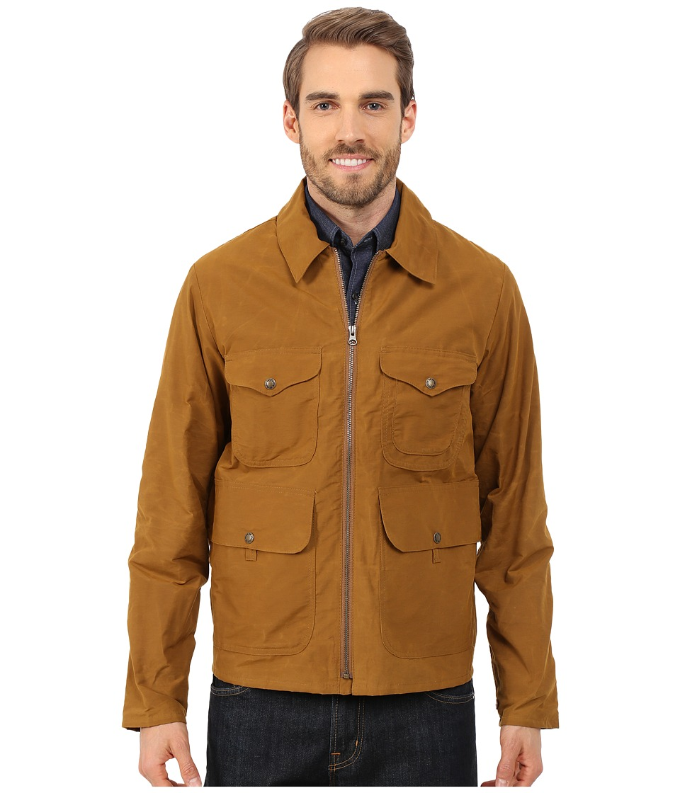 Filson - Bell Bomber (Warm Tan) Men's Clothing