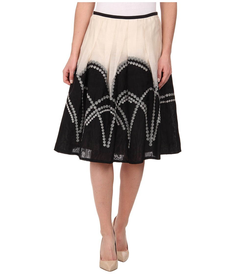 NIC+ZOE - Roam Free Patio Skirt (Multi) Women