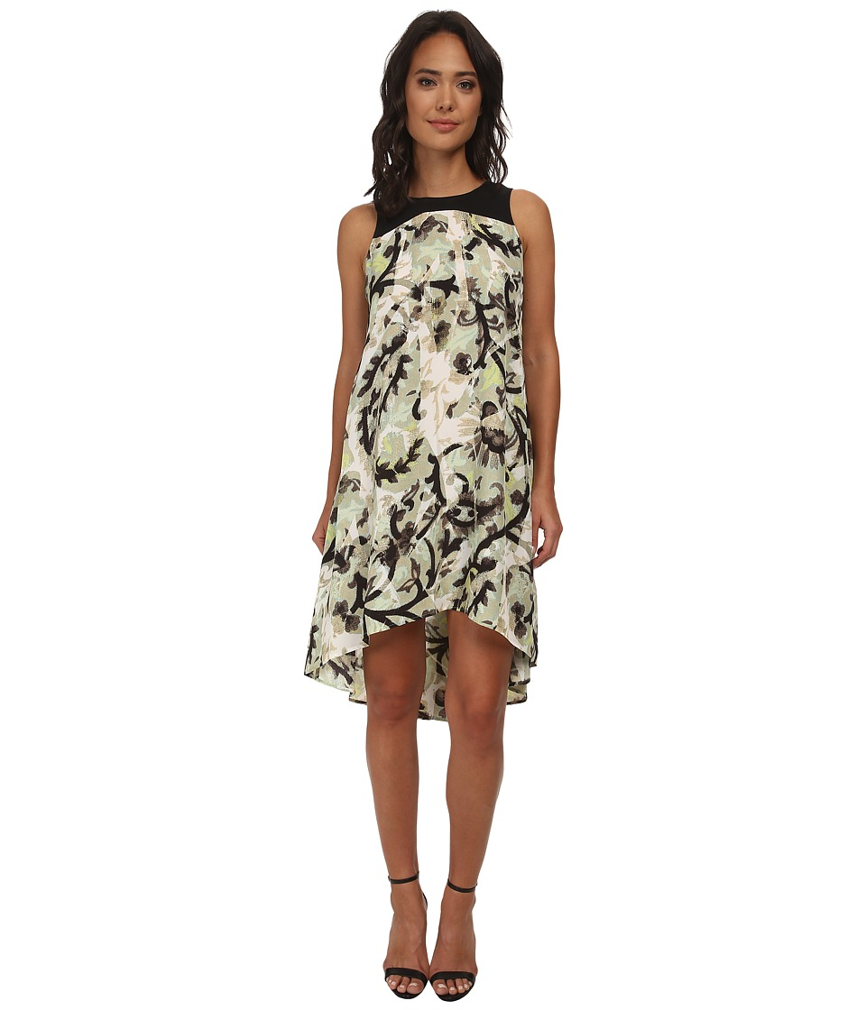 NIC+ZOE - Floral Vines Dress (Multi) Women's Dress