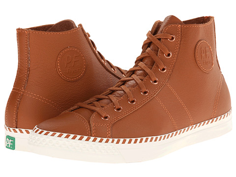PF Flyers - Rambler (Brown Leather) Men's Lace up casual Shoes