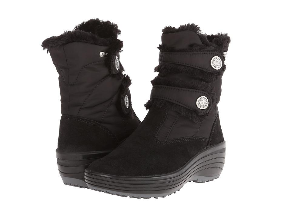Pajar CANADA - Caroline (Black/Black) Women's Boots