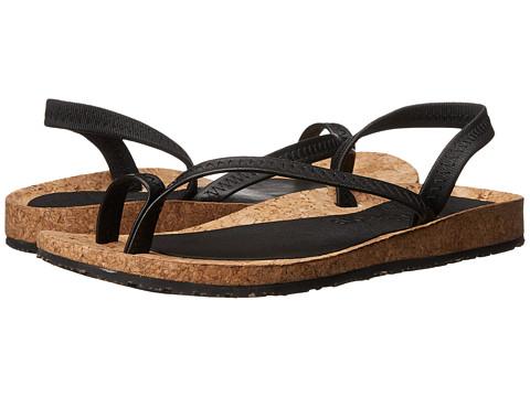 OTZ - Diana (Black Goat Leather) Women's Sandals