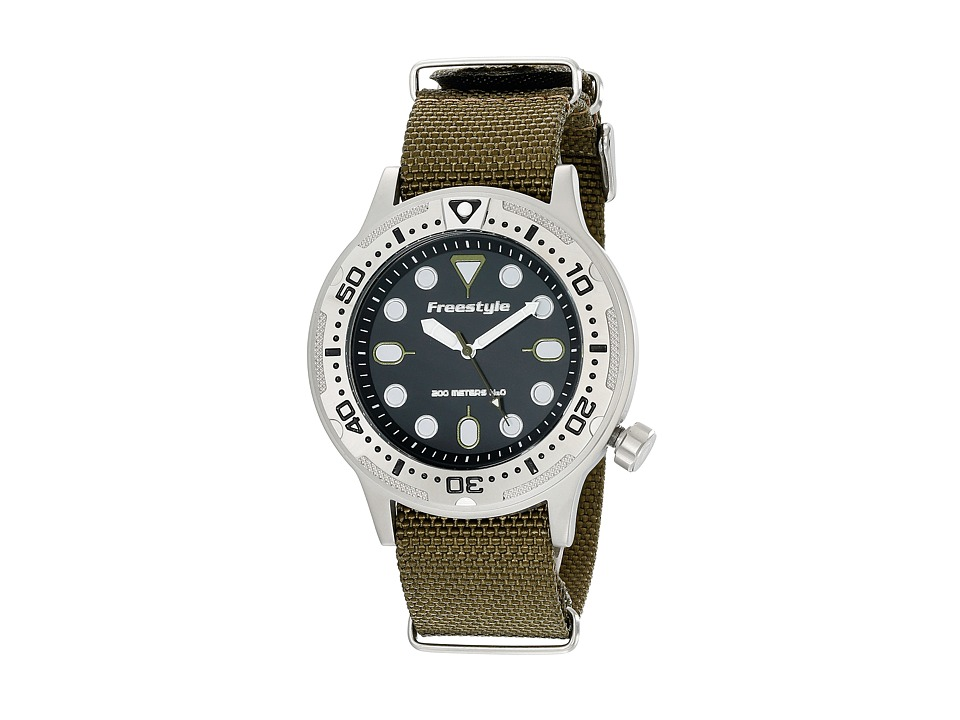 Freestyle - Ballistic Diver (Olive) Watches