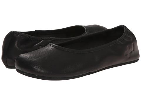 OTZ - Semis (Black Goat Leather) Women's Slip on Shoes