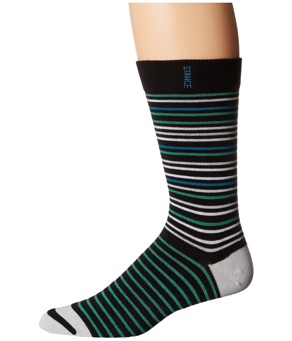 TravisMathew - The Squid Socks (Black) Men's Crew Cut Socks Shoes