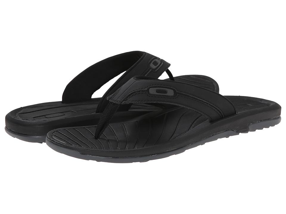 2a01ececae962 ... UPC 888896028427 product image for Oakley - Dune (Jet Black) Men s  Sandals