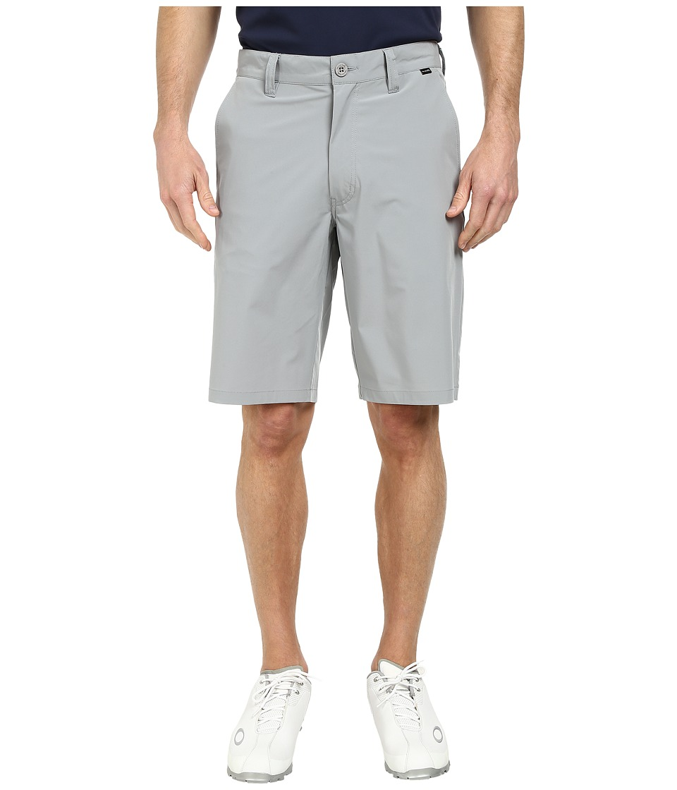 TravisMathew - Spicoli Stretch Shorts (Monument) Men's Shorts