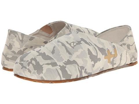 OTZ - Espadrille (Camo/D Sand) Men's Slip on Shoes