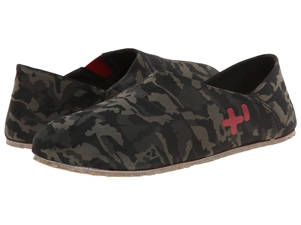 OTZ - Espadrille (Camo/Black) Men's Slip on Shoes