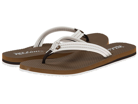 Cobian - Aqua Bounce (White 2) Women's Sandals