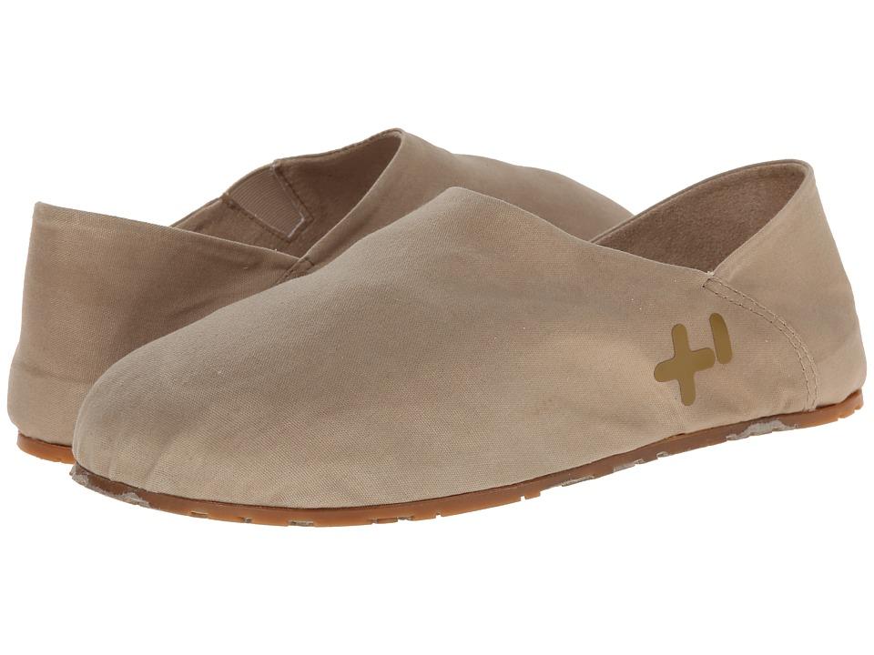 OTZ - Espadrille (Wheat Wax Canvas) Men's Slip on Shoes