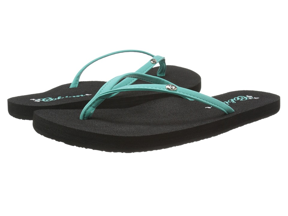 Cobian - Nias Bounce (Teal) Women's Sandals