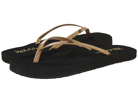 Cobian - Nias Bounce (Gold) Women's Sandals