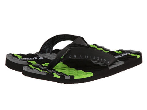 Cobian - OAM Traction Pad (Lime) Men's Sandals