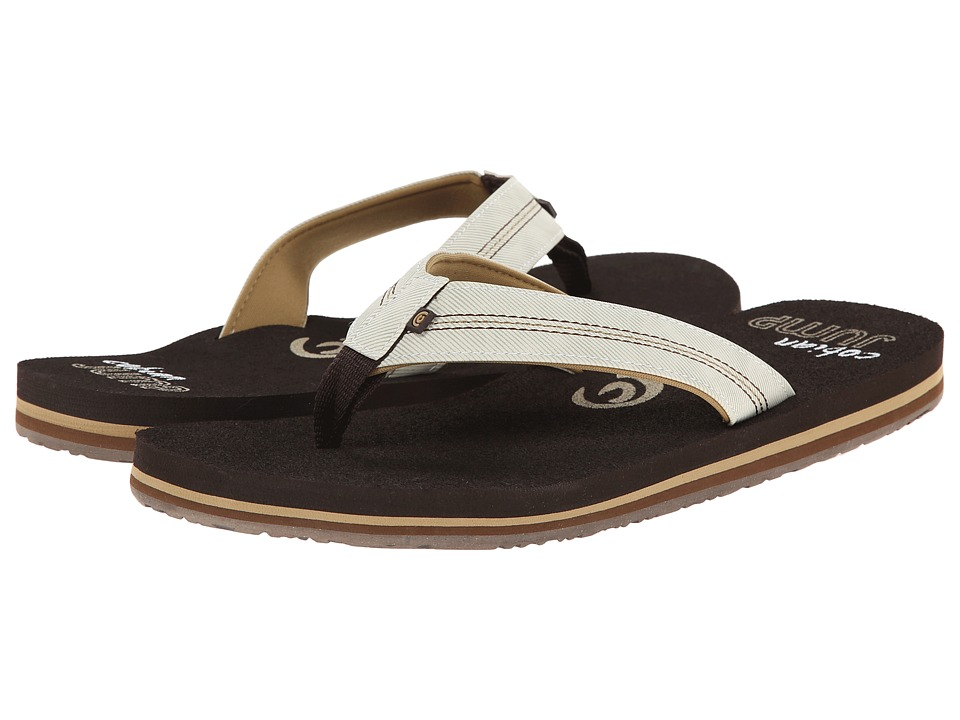 Cobian - Super Jump (Cream) Men's Sandals