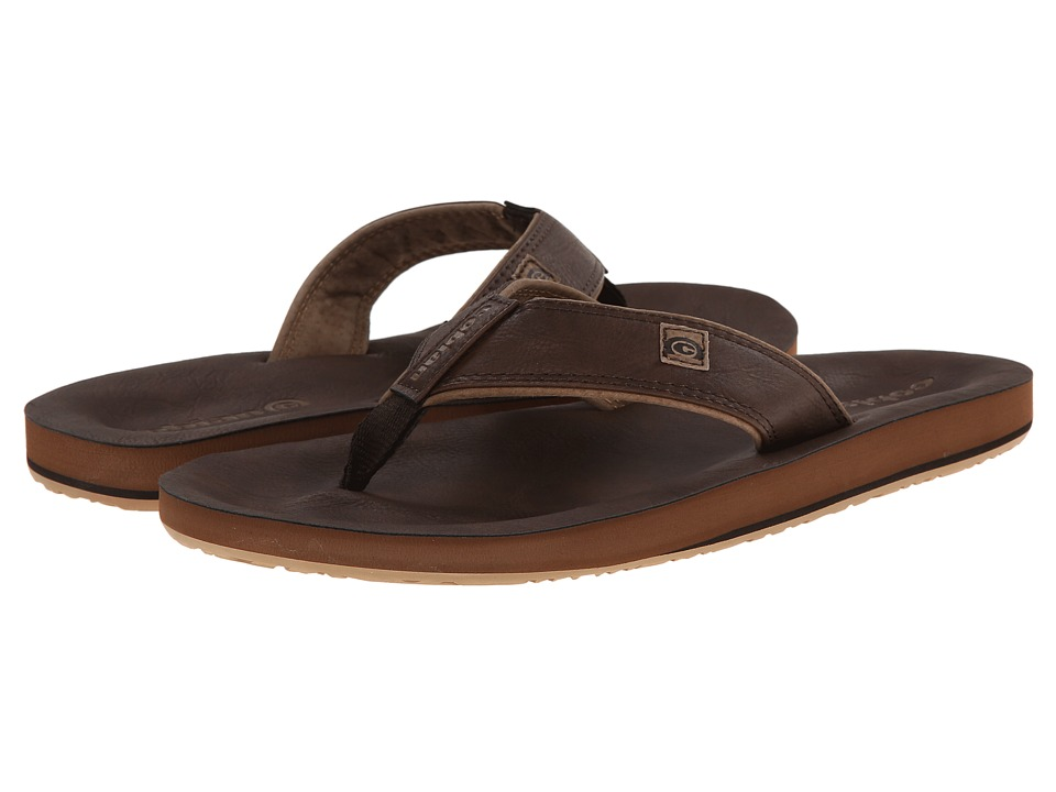 Cobian - The Ranch (Chocolate) Men's Shoes