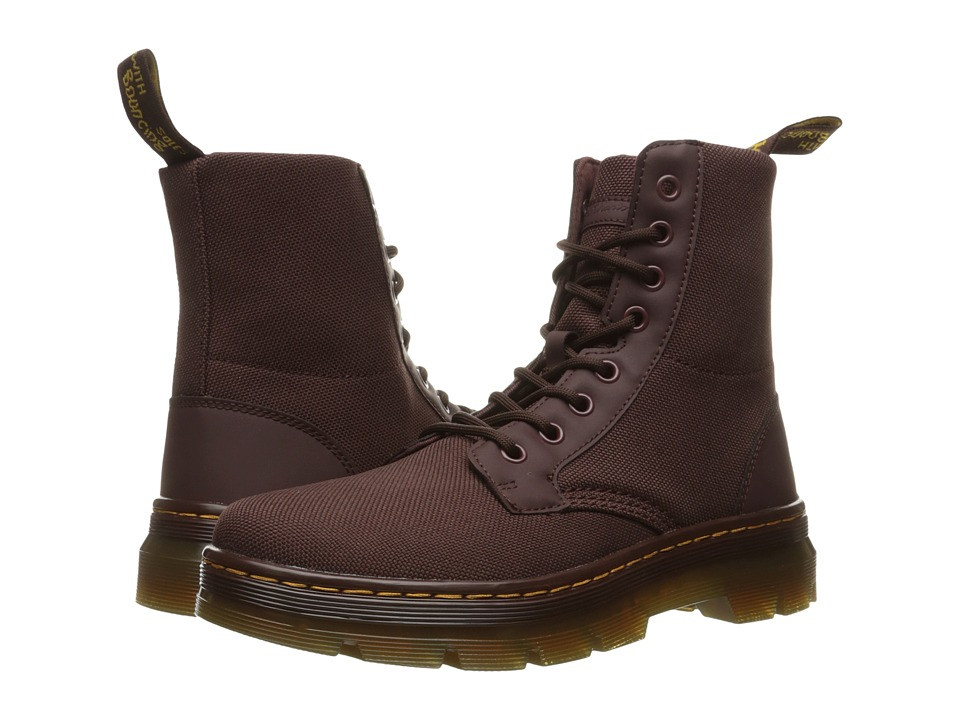 Dr. Martens Combs Fold Down Boot (Oxblood) Boots