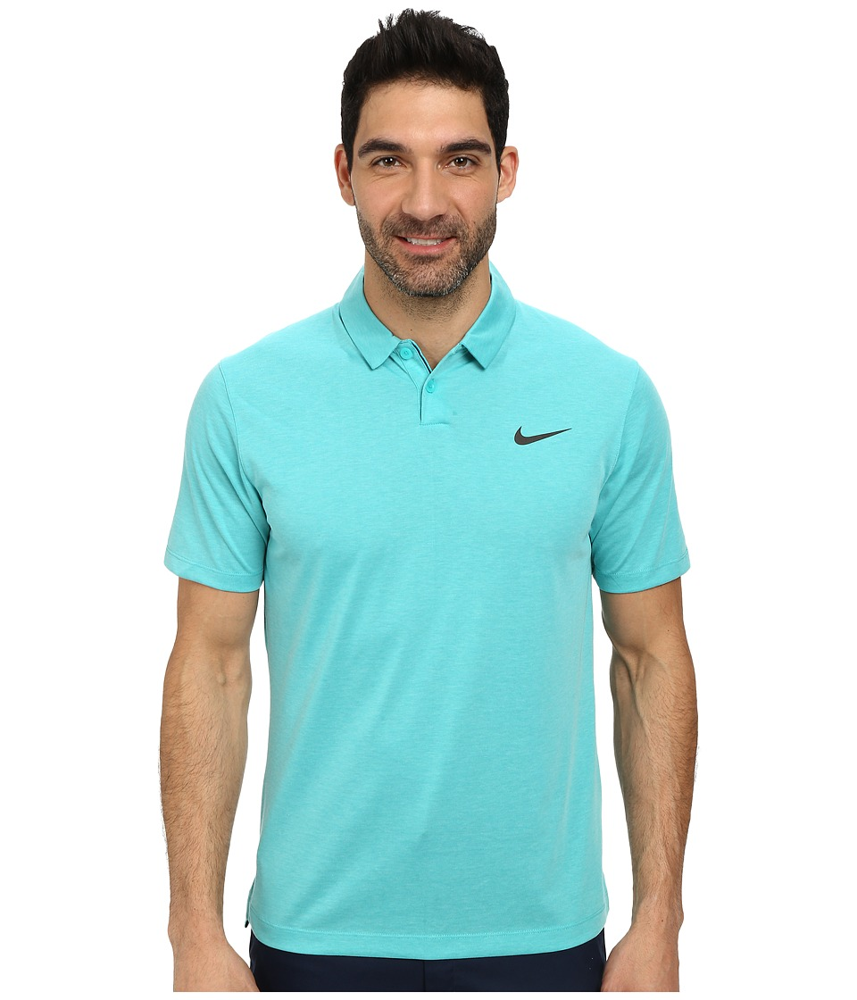 Nike Golf - Major Moment Squadron Polo (Light Retro/Anthracite) Men's Short Sleeve Knit